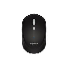 Mouse Logitech M535 Bluetooth Laser Usb Preto