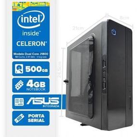Infodesk (dual Core J1800 / Hd 500/ 4gb Ram / Mb Asus