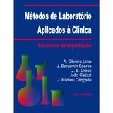 Livro Metodo De Laboratorio Aplicados A Clinica 8ª Edição