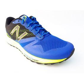 Tenis New Balance Azul Para Correr En Sendero O Todo Terreno
