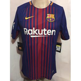 Jersey Nike Barcelona España 2018 100%original No Clones Loc 81e433b52df17