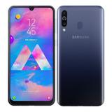 Smartphone Samsung Galaxy M30,dual Chip,azul,tela 6,4, 64 Gb