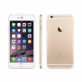 iPhone 6 De 16gb Gold Sem Biometria