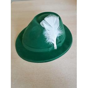 Sombrero Tiroles Aleman Gorro Tela Premium Disfraz Cotillon. 1 vendido -  Capital Federal · Gorro Sombrero Tiroles Verde San Patricio St Patrick 48e9d90a92a
