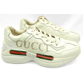 Tenis Gucci Envio Gratis Y Meses S/i