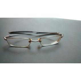 Armação Óculos De Grau Oakley Pewter Metal Ox3136 0353 12d78cd3d4
