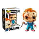 Funko Pop Chucky 315 Chucky El Muneco Maldito