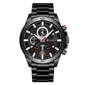 Reloj Moderno Uso Rudo Hombre Análogo Original Curren 8275