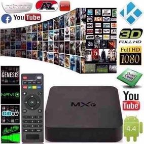 Receptor Smart Tv Box Android 7 Full Hd 4k Netflix