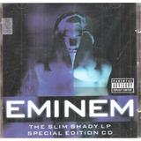 Eminem - The Slim Shady (2 Cds Nuevo Sellado)
