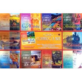Coleção Contando A Arte Serie 2 C/ 11 Cartazes -frete Grátis