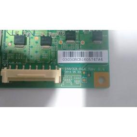 Placa Inverter Da Tv Sti Le3250(a)wda Cod.inv31l04a Rev 0.4