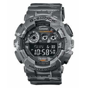 1d53ca5f48b G Shock Camuflado - Relógio Masculino no Mercado Livre Brasil