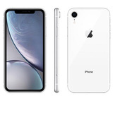 iPhone Xr Branco, Com Tela 6,1 , 4g, 128gb 12mp - Mryd2bz/a