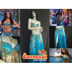 Traje Odalisca Belly Dance -danza Árabe El Clon