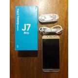 Celular J7 Pro 2017 16gb