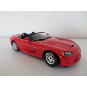 Burago - Dodge Viper Srt-10 Escala 1:24