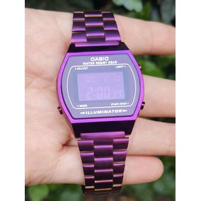 b81841bf5073 Reloj Casio Para Dama Rosa Metalico - Reloj Casio en Mercado Libre ...
