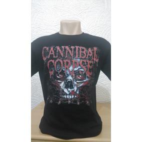 Camiseta Cannibal Corpse Torture Novas Originais - Camisetas e ... 9b0cc09eb21