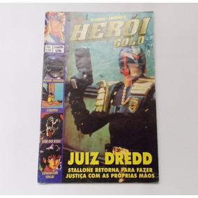 Revistas Herói Pacote 4 Edições Para Colecionadores