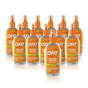 Off! Family Spray Active 200ml 12 Unidades