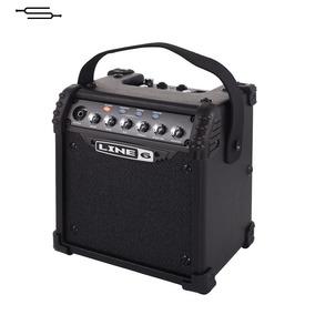 Amplificador Portatil Line 6 Micro Spider Guitarra Microfono