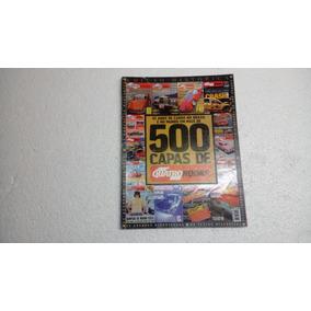 Revista Quatro Rodas Edição Histórica 500 Capas