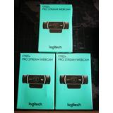 Camara Web Logitech C922x Pro Stream 1080p - 6 Meses Xsplit
