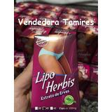 Lipo Herbis Extra Forte Original Pronta Entrega...