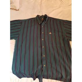 549ef84c9c5c2 Camisa Negra Con Rayas Con Flores - Ropa y Accesorios Verde en ...