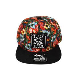 fc0333a8d7 Bone Snapback Florido Black Bull - Bonés no Mercado Livre Brasil
