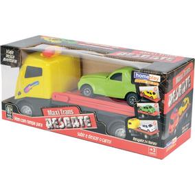 Caminhão Maxi Trans Resgate Home Play Unidade