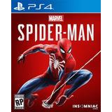 Marvel Spider Man Ps4 Digital Gcp