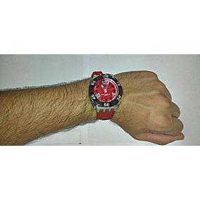 Relógio Analógico Vermelho, Oferta