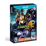 Star Fox Zero Y Star Fox Guard Para Wii U (nuevo Y Sellado)