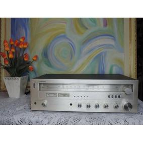 Receiver Toshiba Radio Am/fm Só Amplificador Funciona Stereo