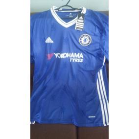 3c9f0f9b20 Camisa Chelsea Antiga - Camisas no Mercado Livre Brasil