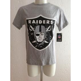 Playera T Shirt Oakland Raiders Nfl Team Apparel 2017 b0e6ffd3eea