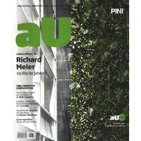 Coleção Revista Au Arquitetura E Urbanismo Edi Pini 50 Un