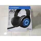 Audifonos Ps4 Gamer Pdp Afteeglow Ag9+ Wireless
