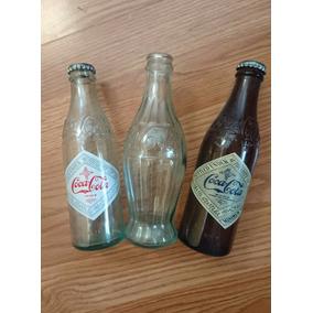 Botellas Antiguas Coca Cola Coleccion