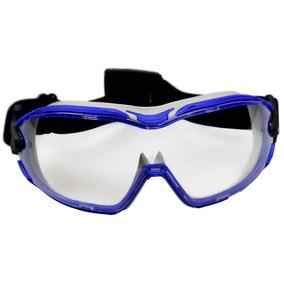 Óculos De Segurança Ampla Visão Incolor Antiembaçante - Vanc 1e721a0c72