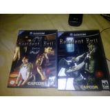 Resident Evil 1 Y Zero Gamecube