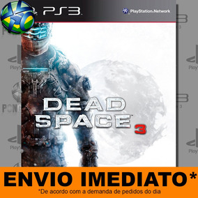 Jogo Dead Space 3 Ps3 - Midia Digital Psn