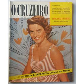 Revista O Cruzeiro 1955 Império Serrano Supercampeão Do Carn