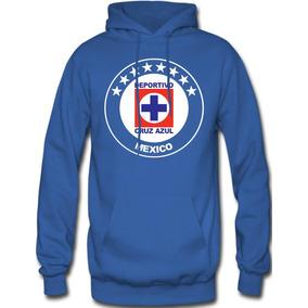 e48559f5ad098 Sudadera Cruz Azul Fc Hoodie Capucha Con Cangurera Unisex