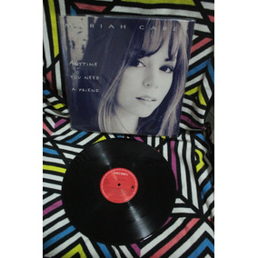 Mariah Carey Anytime You Need A Friend Lp