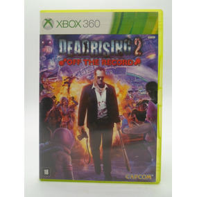 Dead Rising 2 Off The Record Xbox 360 Original Mídia Física