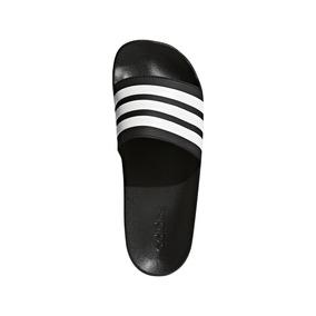 Ojotas adidas Natacion Adilette Shower Hombre Ng/bl