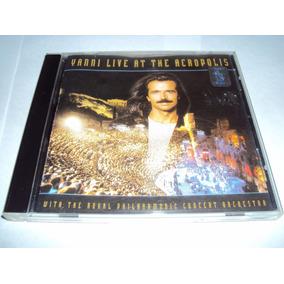 Yanni - Live At The Acropolis - Cd Nacional 1994